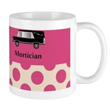 Mortician PINK jewelry Mug
