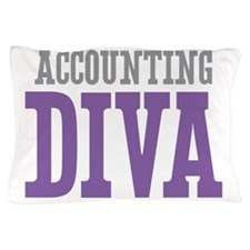 Accounting DIVA Pillow Case