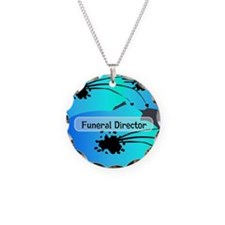 funeral director floral Necklace