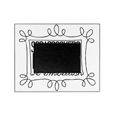 Scrapbookers Embellish Picture Frame