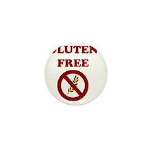 Gluten Free Mini Button