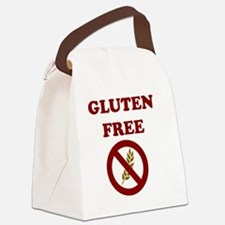 Gluten Free Canvas Lunch Bag
