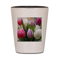 Dutch Tulips Shot Glass