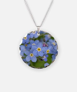 Forget me nots Necklace