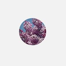 Lilacs Mini Button