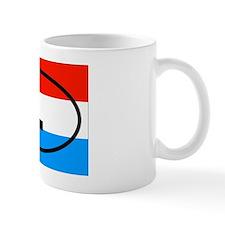 Luxembourg L European Mug