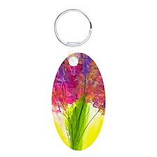 Beautiful Blooming Tree! Keychains