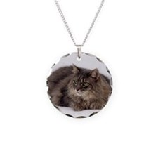 Maine Coon Cat Necklace