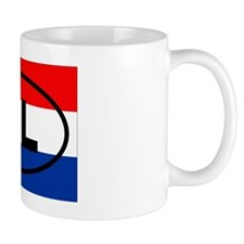 Netherlands NL European Mug