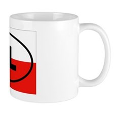 Poland PL European Mug