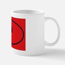 Portugal P European Mug