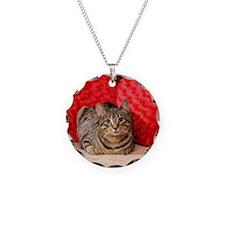 Daisy Kitty Necklace