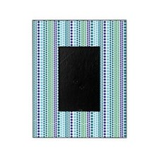 Cool Rain Pattern Picture Frame