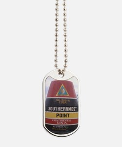 Southernmost Point Dog Tags