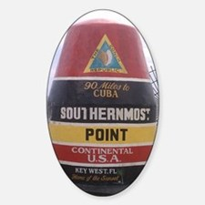 Southernmost Point Decal