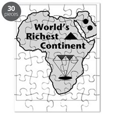 Continent Puzzle