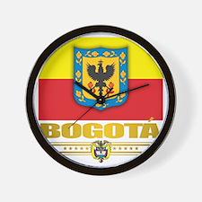 Bogota Pride Wall Clock