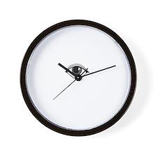 Dont Spy Me Bro Wall Clock