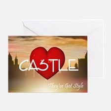 castle1c Greeting Card