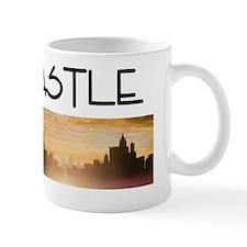 castle2 Small Mugs