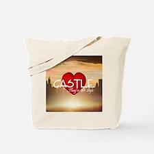 castle2sq Tote Bag