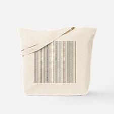 Earth Rain Pattern Tote Bag