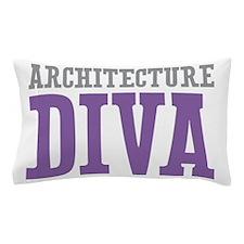 Architecture DIVA Pillow Case