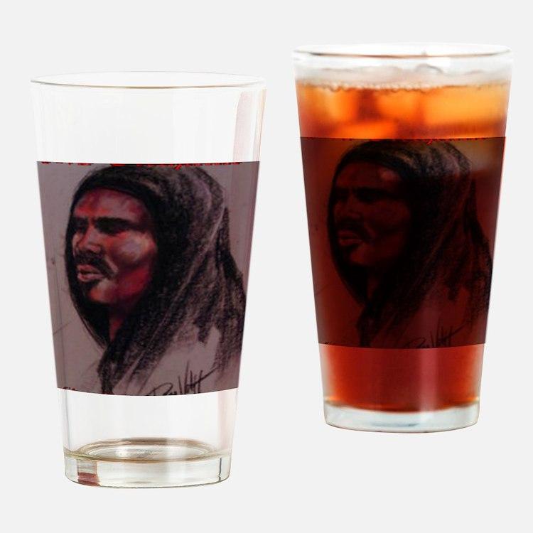 storyteller Drinking Glass