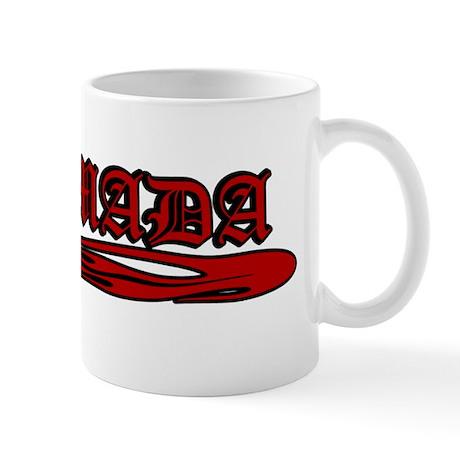 Armada script logo Mug