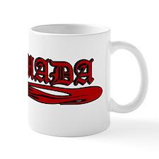 Armada script logo Small Mug