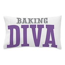 Baking DIVA Pillow Case