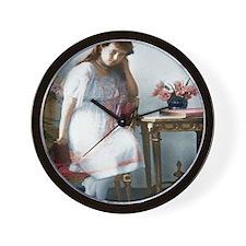 Grand Duchess Anastasia Nikolaevna of R Wall Clock