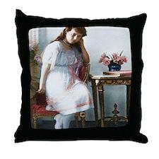 Grand Duchess Anastasia Nikolaevna of Throw Pillow