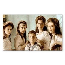 Romanov Children Decal