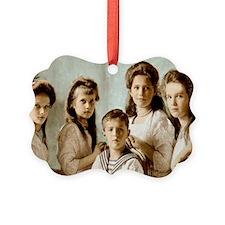 Romanov Children Ornament
