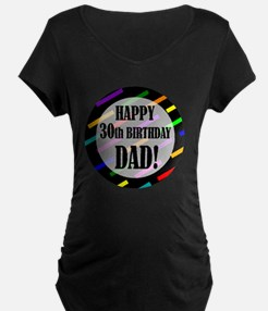 30th Birthday For Dad T-Shirt