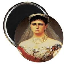 Alexandra Feodorovna Magnet