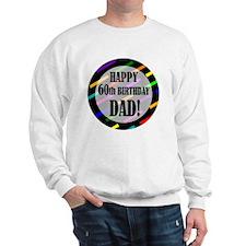 60th Birthday For Dad Jumper