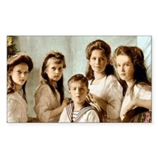 Romanov Children Decal