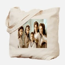 Romanov Children Tote Bag