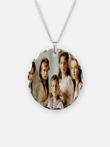 Romanov Children Necklace