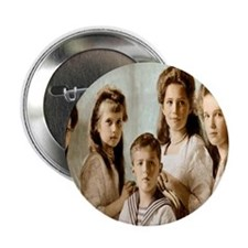 "Romanov Children 2.25"" Button"