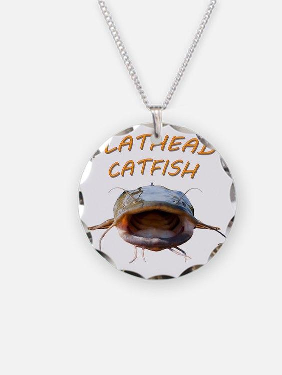 Flathead Catfish Necklace