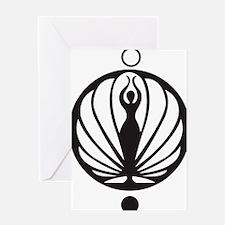 Kawakib logo Greeting Card