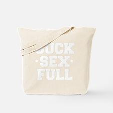 Suck sex full Tote Bag