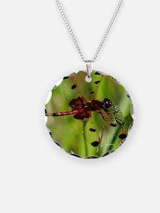 ELISA SKIMMER Dragonfly Necklace