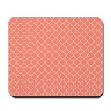 Coral Mouse Pads