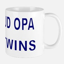 PROUD OPA OF TWINS Mug
