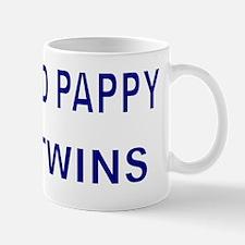 PROUD PAPPY OF TWINS 2 Mug