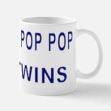 PROUD POP POP OF TWINS 2 Mug